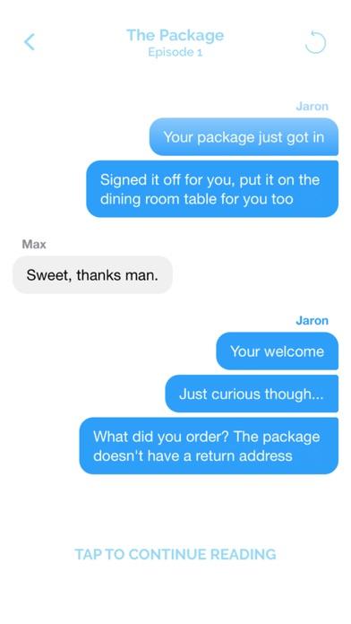 Lure: Read Chat Fiction screenshot 3