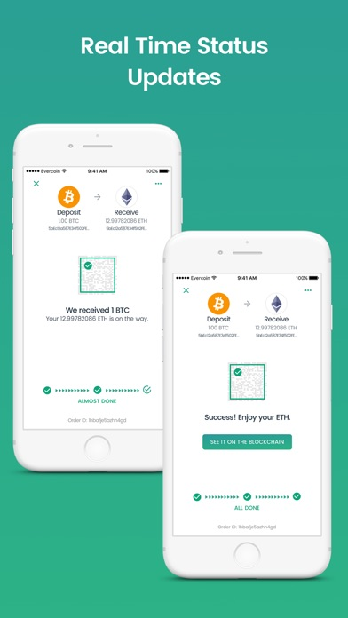 Download Evercoin - Crypto Exchange App