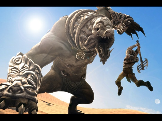 Infinity Blade II IPA Cracked for iOS Free Download