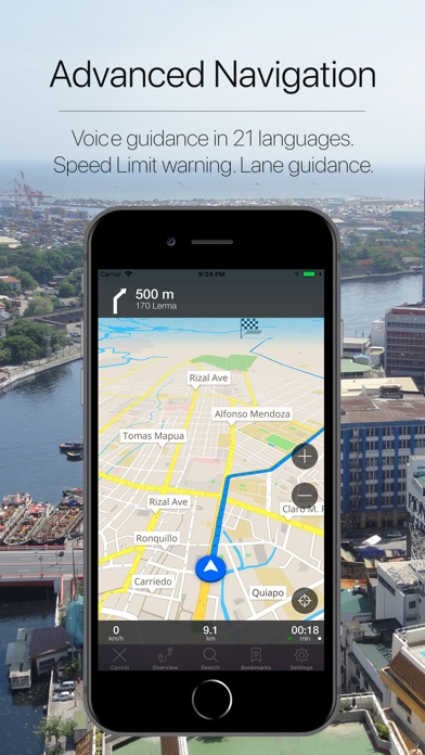 Screenshot for Philippines Navigation in Sri Lanka App Store