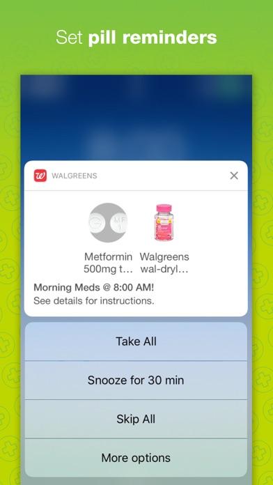 Walgreens Скриншоты6