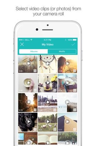 Lomotif Music Video Editor screenshot 3