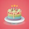 Birthday To You Stickers