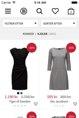Boozt.com - we deliver fashion screenshot 2