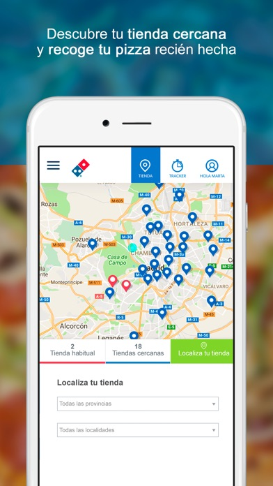 download Domino's Pizza apps 0