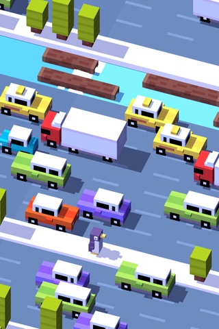Crossy Road screenshot 2