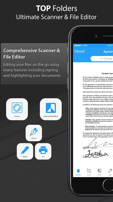 Top Folders Pro - File Manager Screenshots