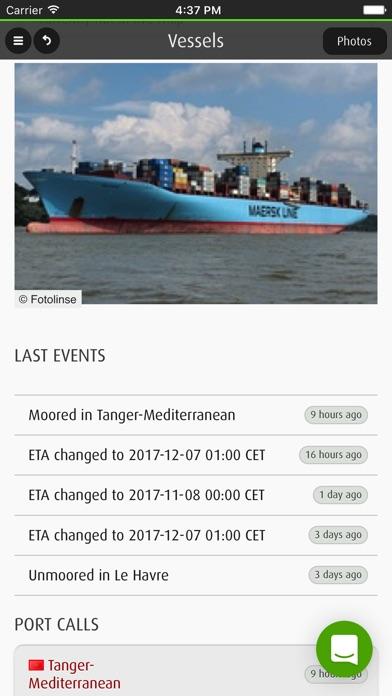 FleetMon Explorer Screenshots