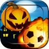 Хэллоуин настольный футбол