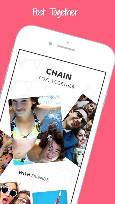 Chain: Post Together Screenshot