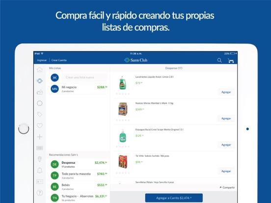 Sams Club México en App Store