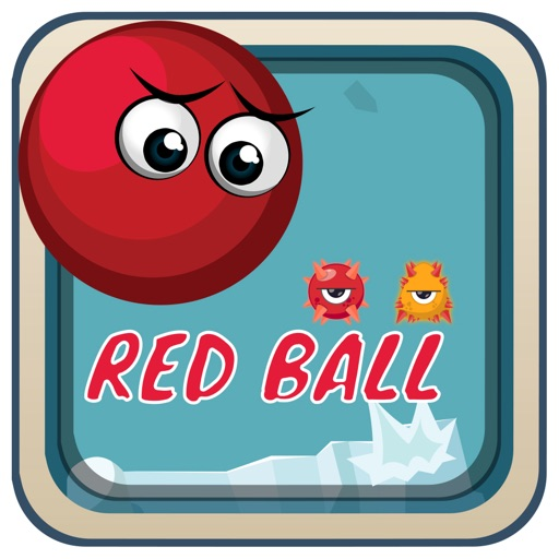 Red Ball Bounce Jumping