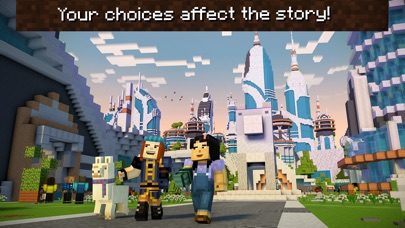 download Minecraft: Story Mode - S2 appstore review