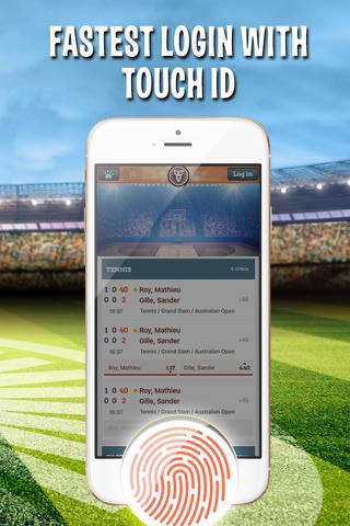 LeoVegas Sport Betting screenshot 4