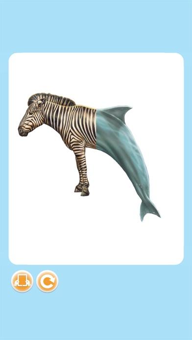 Imagerie animaux interactiveCapture d'écran de 4