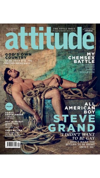 Attitude review screenshots