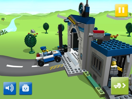 LEGO® Juniors Скриншоты8
