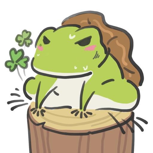 旅行青蛙.