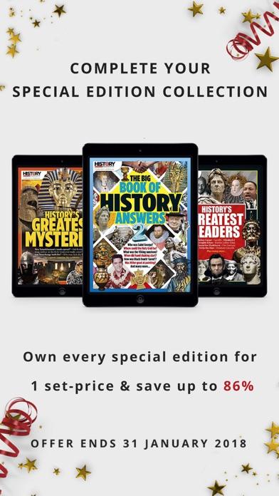 History Revealed Magazine review screenshots
