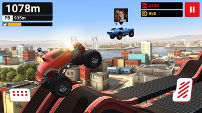 MMX Hill Dash screenshot1