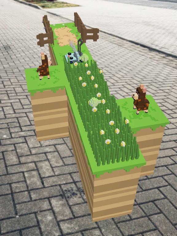 Image of Mowy Lawn for iPad