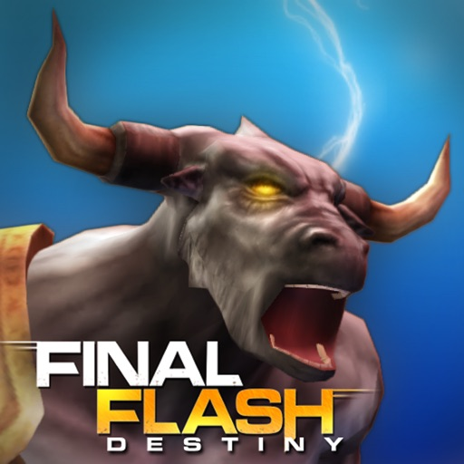 Download FINALFLASH :DESTINY free for iPhone, iPod and iPad