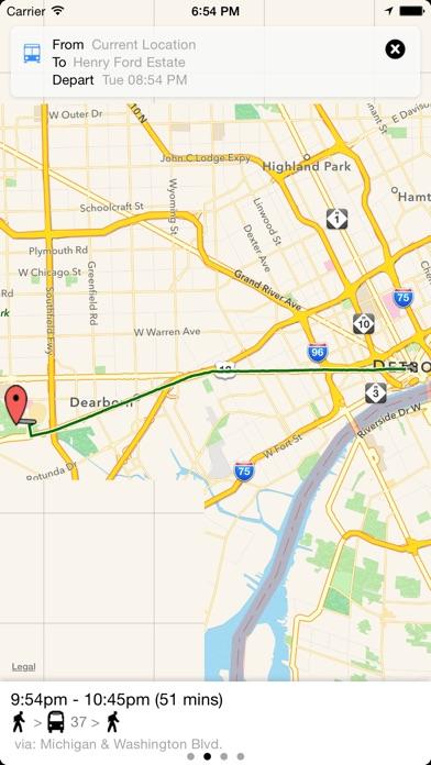 download Transit Tracker - Detroit apps 3