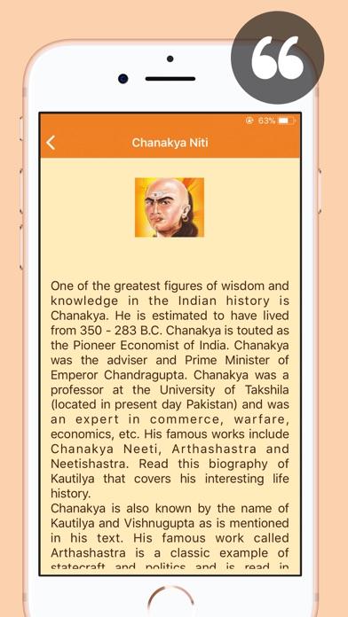 Chanakya Niti - Quotes English screenshot 2