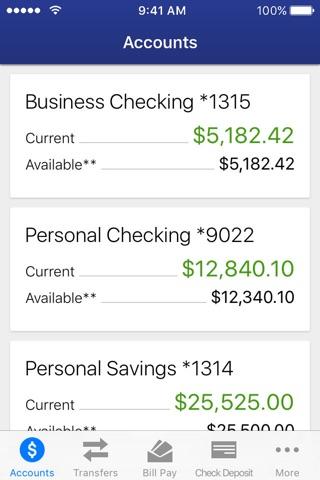 5point Credit Union screenshot 3