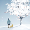 ACTKEY CO., LTD. - 脱出ゲーム 忘れ雪 アートワーク