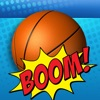 Boom basketball Jeux pour iPhone / iPad