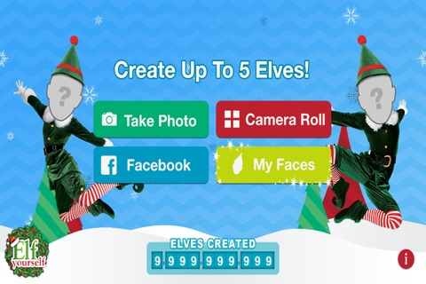 ElfYourself® By Office Depot screenshot 2
