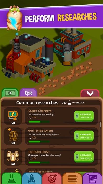 Tiny Hamster : Clicker Game screenshot 4