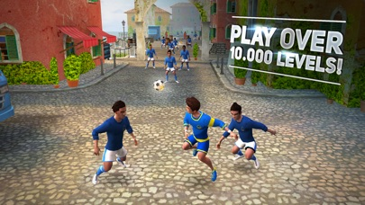 SkillTwins Football Game 2 screenshot 2