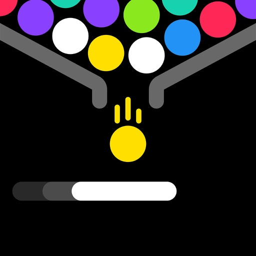 Download Color Ballz free for iPhone, iPod and iPad