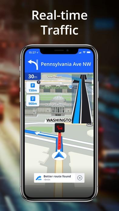 Sygic Europe: GPS Navigation Screenshot 4