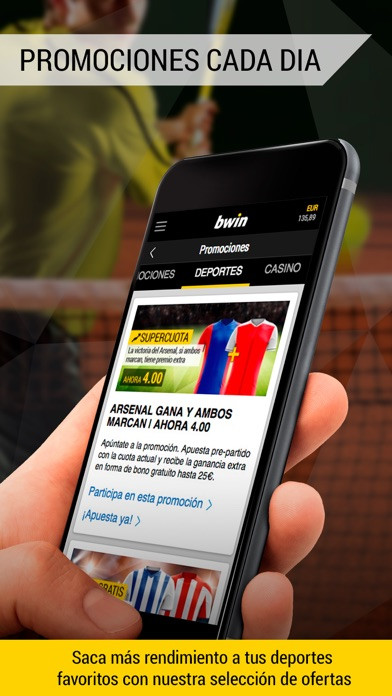 download bwin Apuestas Deportivas apps 3