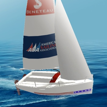 ASA's Sailing Challenge app for iphone
