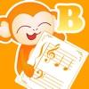 「音程」バスティンピアノフラッシュカード