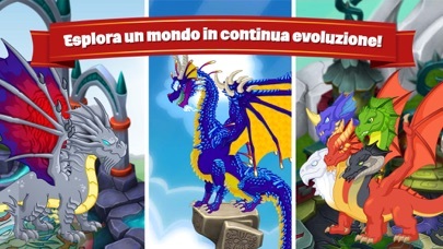 Screenshot of DragonVale5