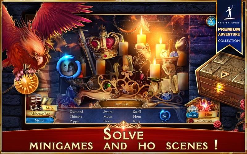 LostGrimoires3_freemium Screenshot - 2