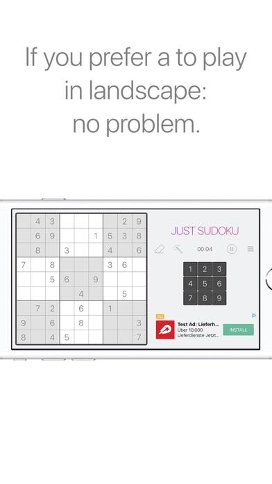 Just Sudoku Скриншоты7