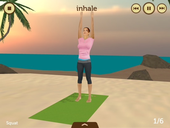 Core Yoga Screenshots