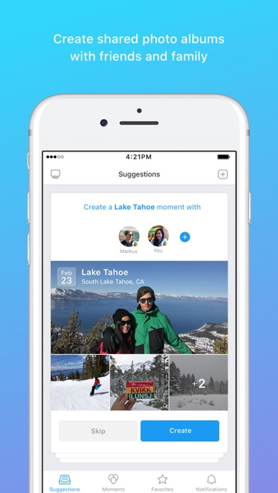 download Moments–private shared albums apps 1