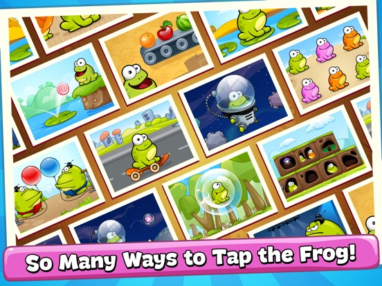 Tap the Frog Screenshots