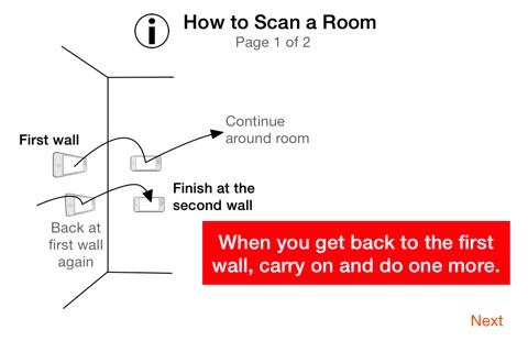 RoomScan Pro screenshot 4