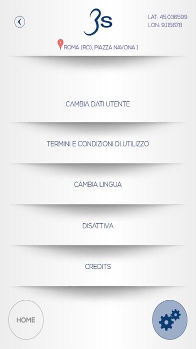Screenshot of 3S Sicurezza Ticino SA3