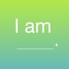 Monkey Taps - I am - Affirmation Reminders  artwork