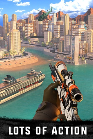 Sniper 3D: Fun FPS Shooting screenshot 2