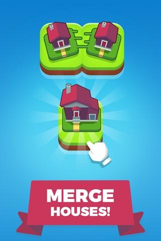 Merge Town! screenshot 1